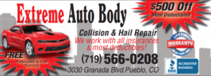 Extreme Auto Body Shop Pueblo