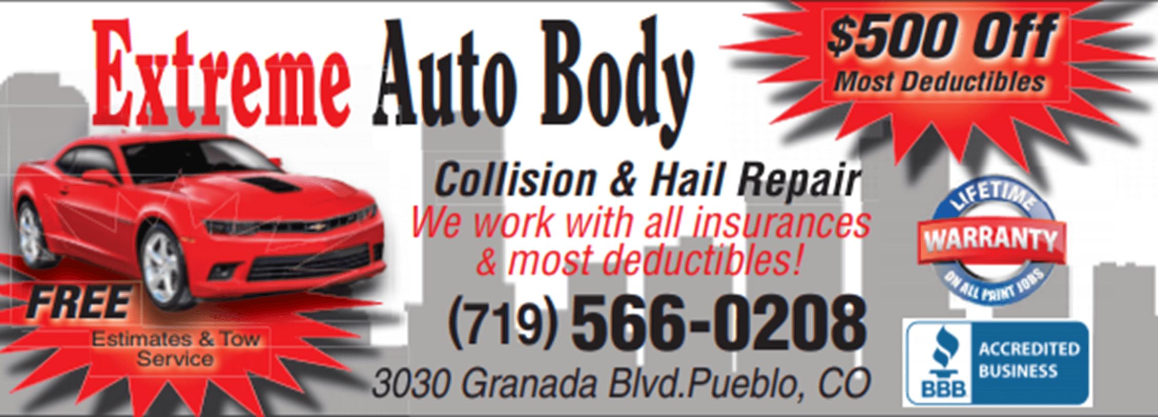 Extreme Auto Body >> Extreme Auto Body Shop