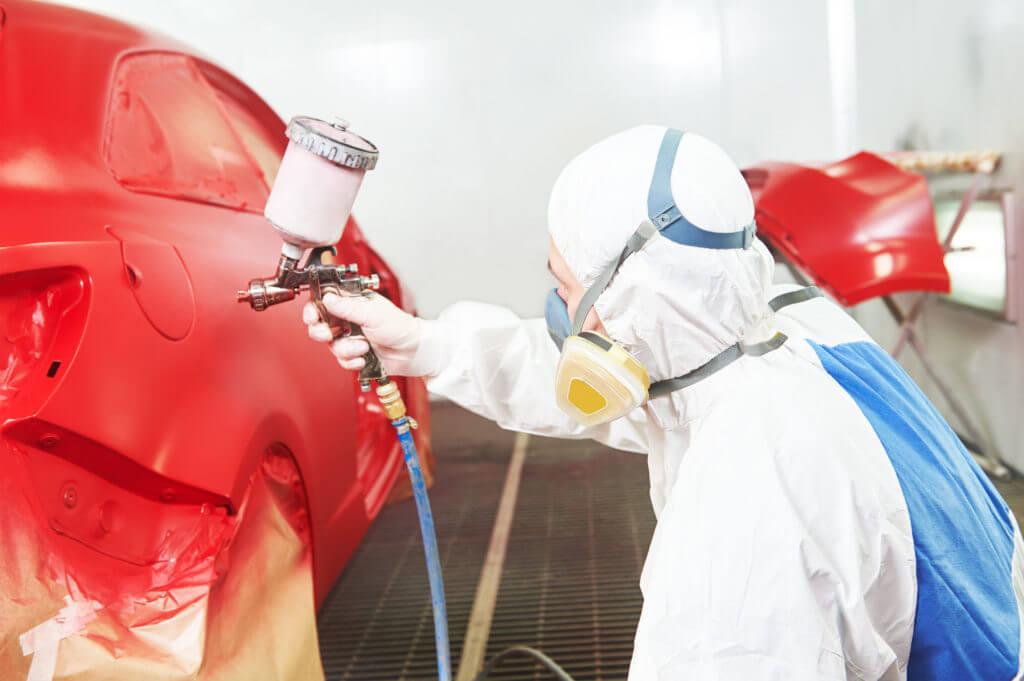 local auto body repairs